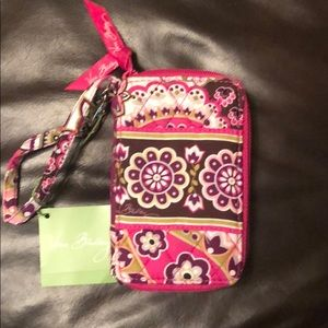 New with Tags- Vera Bradley Wristlet